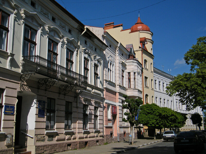 город Коломыя, города Украины