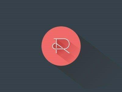 Простые, но потрясающие примеры плоских логотипов