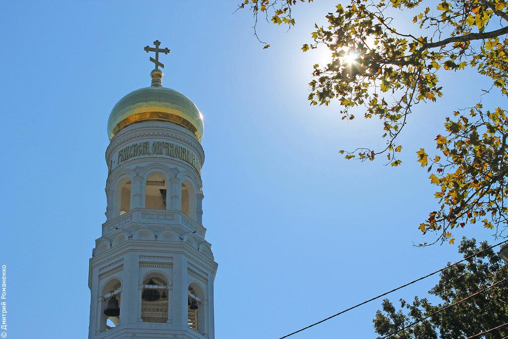 Успенский монастырь, Одесса