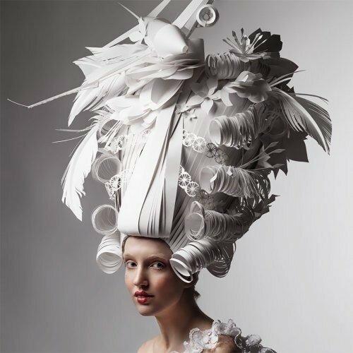 0 17adcd 5cb52056 XL - Бумажные парики Аси Козиной в стиле барокко