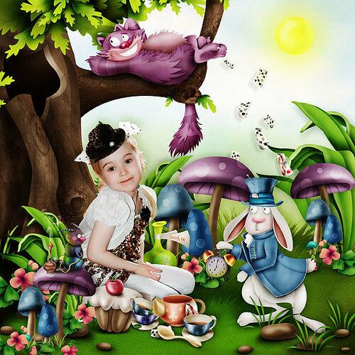 «Adventure in Wonderland» 0_95fb7_2045e39_L