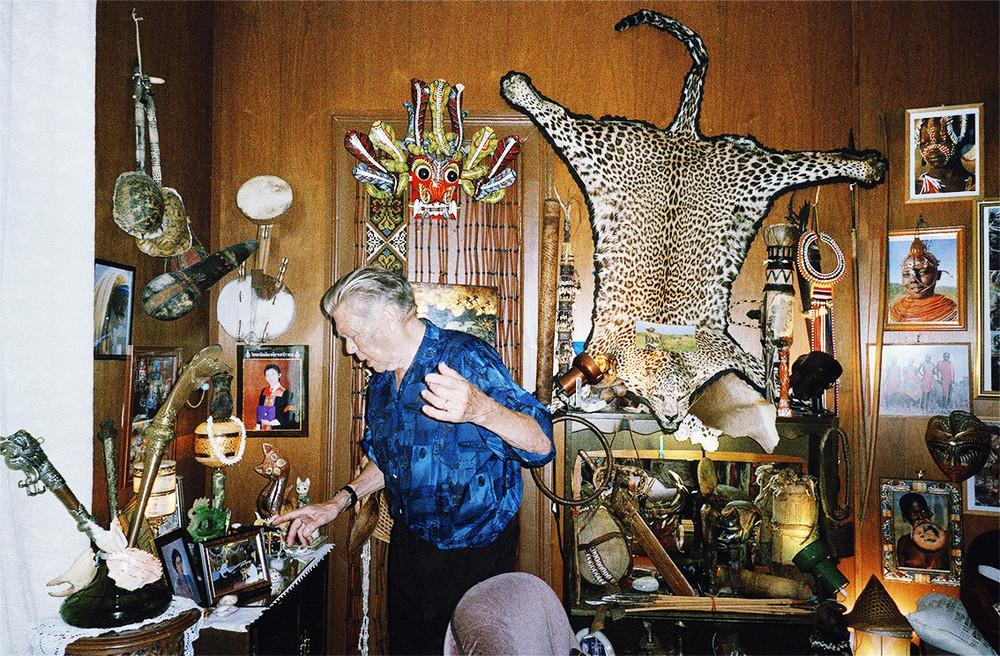 Харальд Харальдсен путешествует при любой возможности и уже объездил более 46 стран. Он посвятил сам
