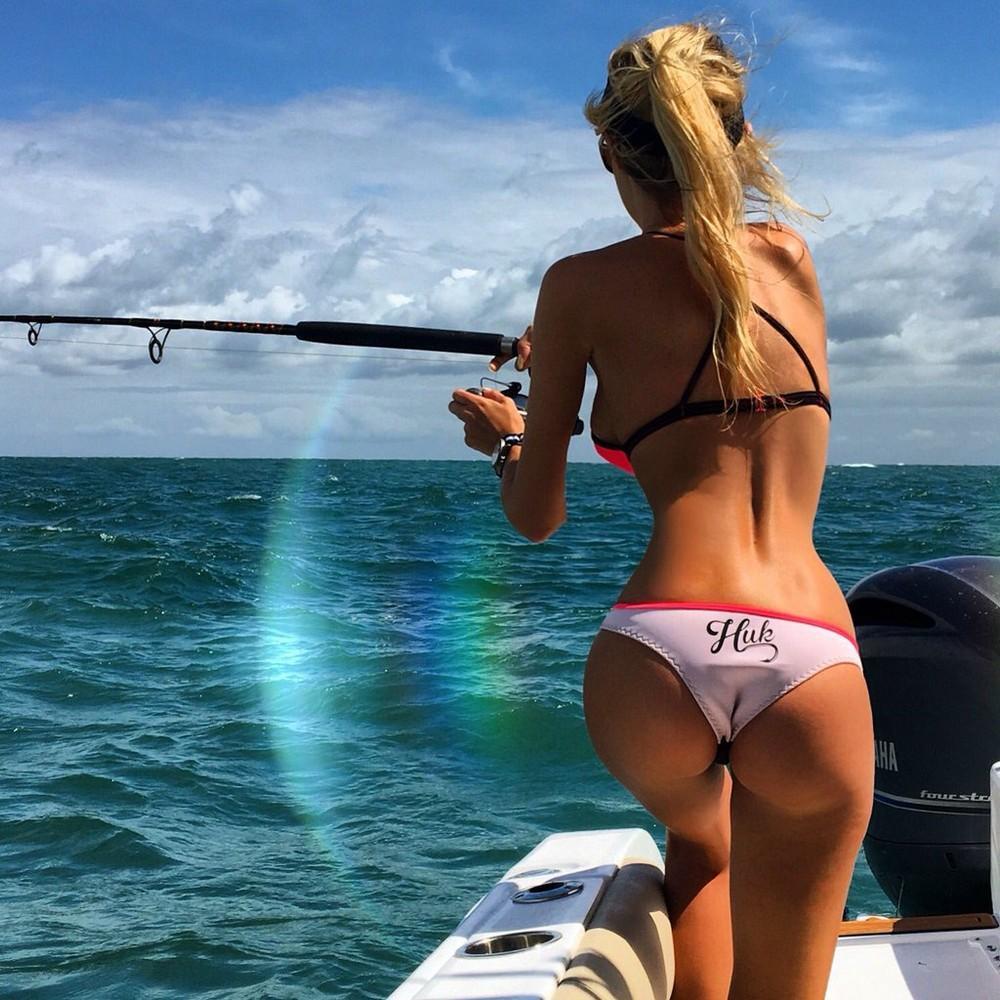 Доставайте ваши удочки — мы отправляемся на рыбалку! (34 фото)