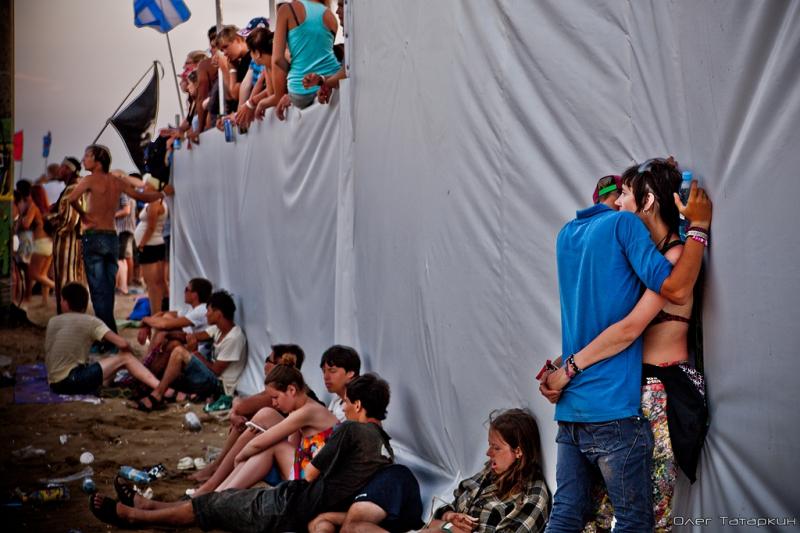 Фото девушек с фестиваля kubana - 2012