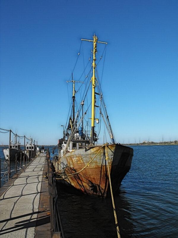 рыболовецкий флот Украины