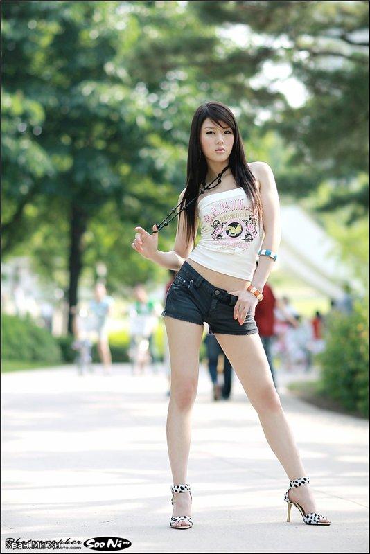 фото кореянки азеатки
