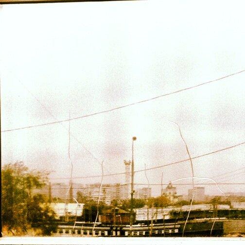 Панорама-триптих у Курского вокзала