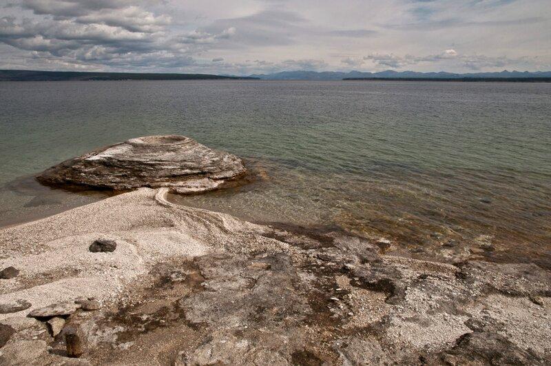 Озеро Йеллоустоун