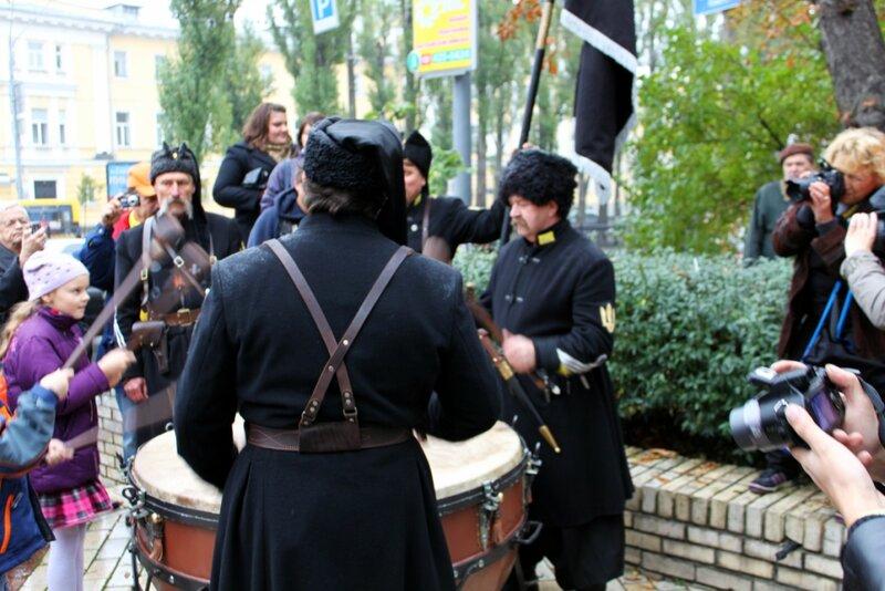 Козацкий боевой барабан