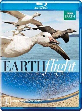Мир с высоты птичьего полёта. Северная Америка / Earthflight. North America