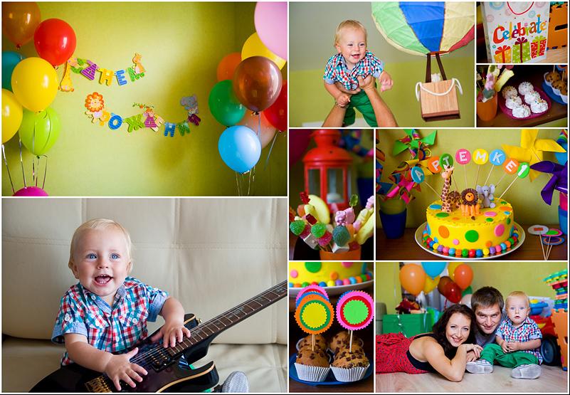 День рождения ребенка в домашних условиях 9 лет