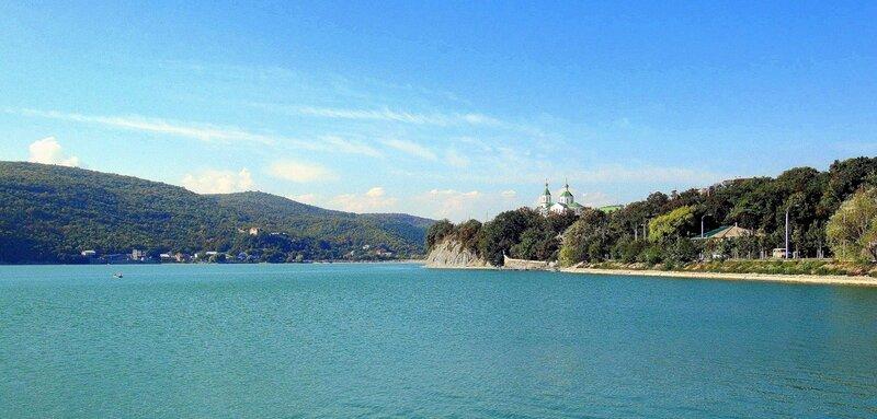 Озеро Абрау- Дюрсо