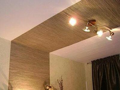 Бамбуковые обои в интерьере квартиры.