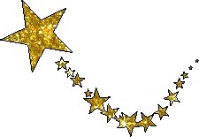 Блёстки и звёздочки
