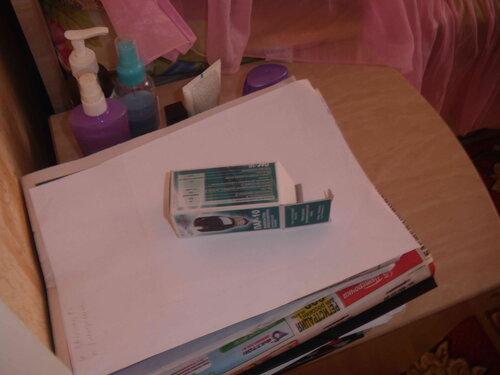Фото 7. Коробка от неисправного ПАР-10 (заводской брак), ранее установленного заказчиком самостоятельно.