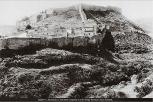 Цитадель с северо-восточной стороны