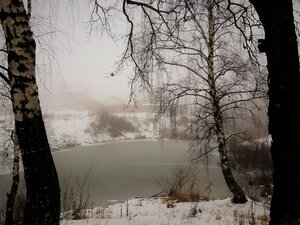 С тумана начинается декабрь...