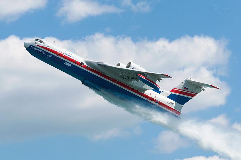 Бериев Бе-200ЧС (RF-21512) ТАНТК Бериева DSC3089