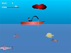Удачливый рыболов - игры на lenv.ru