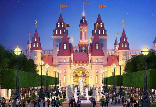 «Остров мечты» в Москве откроют в 2017 году