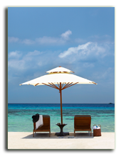 Мальдивы. Viceroy Maldives 5*. Beach