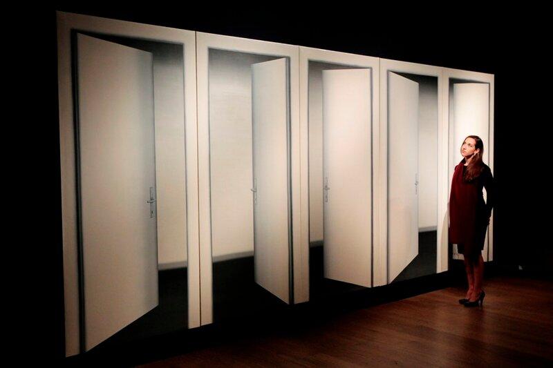 Пять разным способом открытых дверей