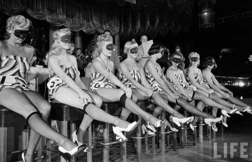 Конкурс красивых женских ног