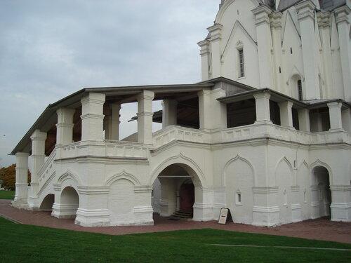 Коломенское, церковь Вознесения Господня