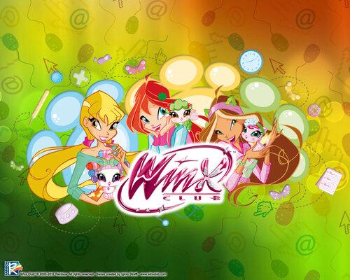 Продолжаем улучшать сайт Winx Land!