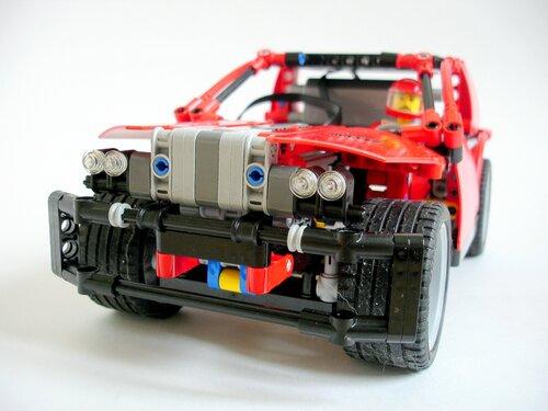 Lego Mindstorms Car Building Instructions