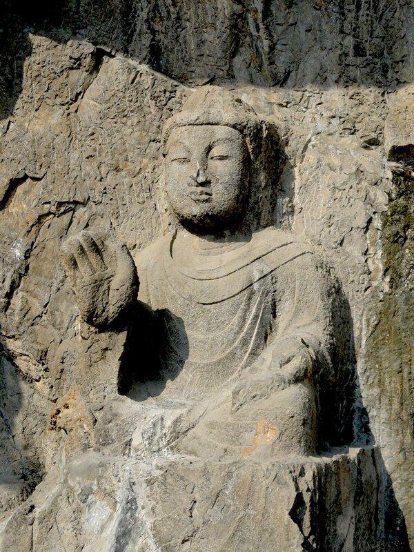 Один из будд