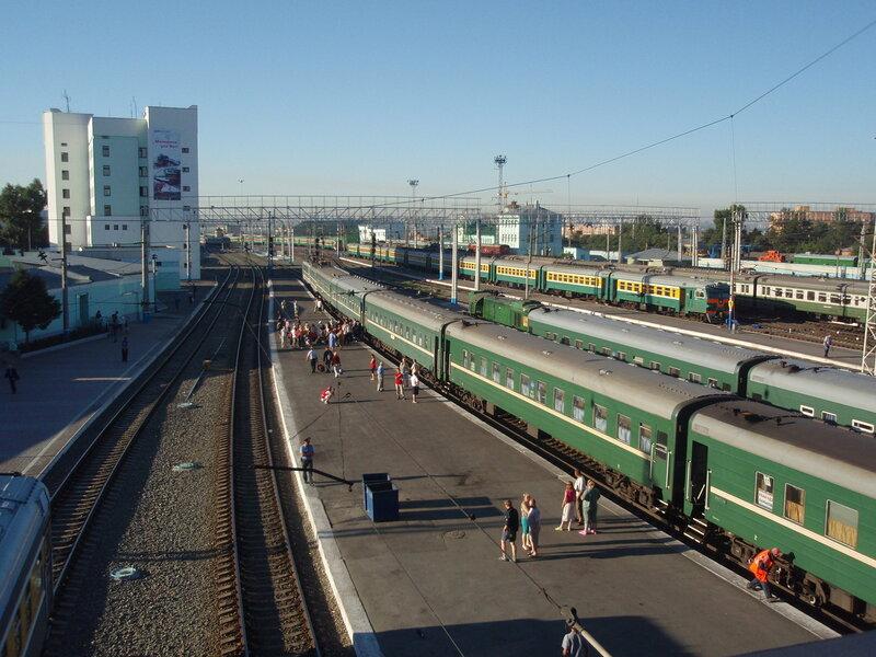 Новосибирск Главный
