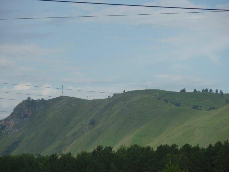 Красивый Алтай