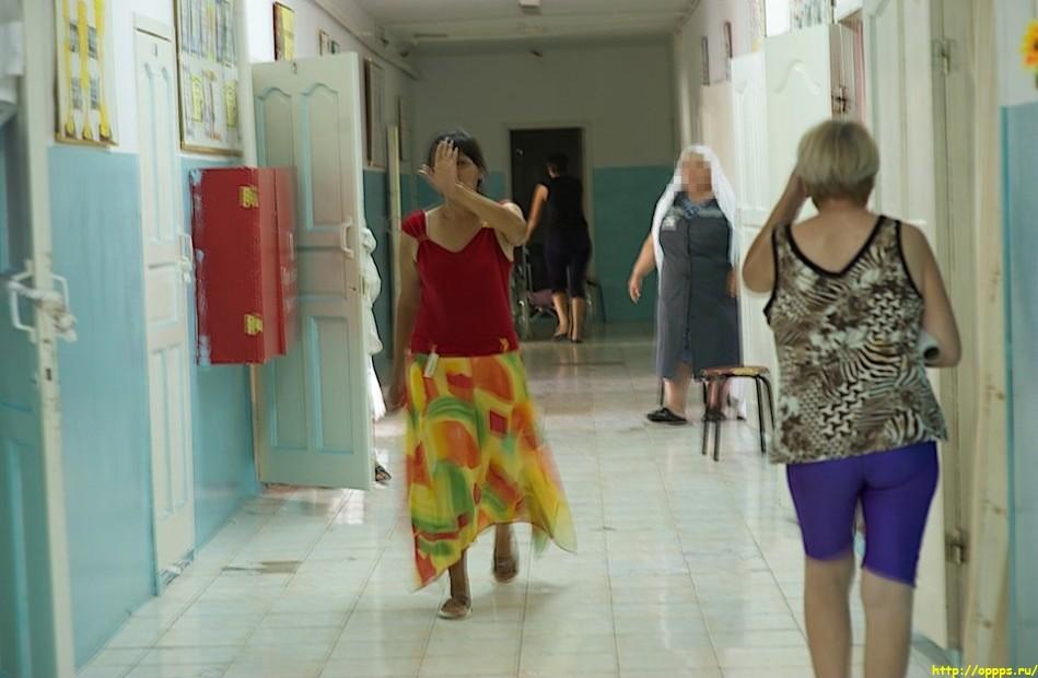 фото бани в женской тюрьме