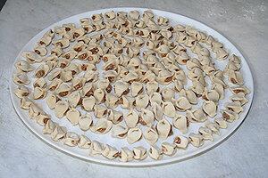 Дюшбара - суп с пельменями по-азербайджански. Дюшбара готова!