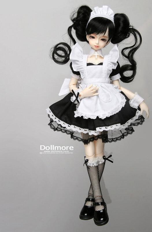 Шарнирные куклы.