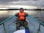 Рыбалка на Вуоксе. Осень 2012. 14.10.2012