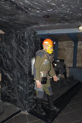 Экспозиция музея Красная Горка Кемерово фото
