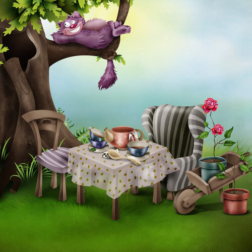 «Adventure in Wonderland» 0_95fc8_391e552f_L