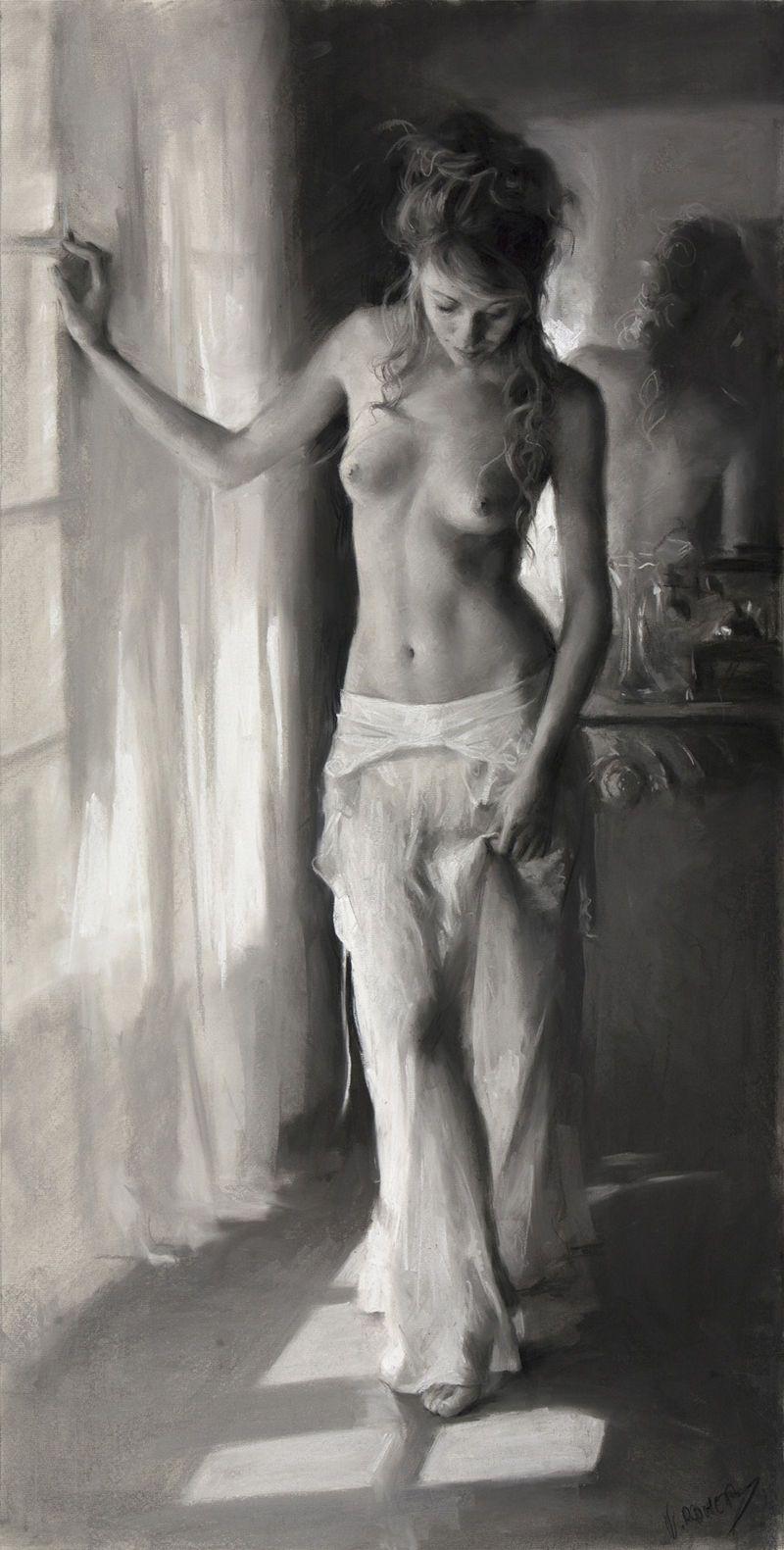 Художник Vicente Romero Redonto
