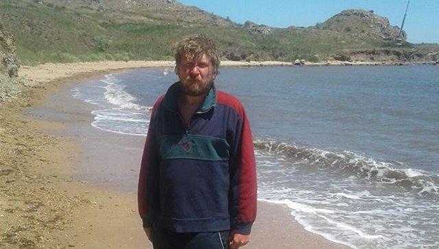 ВКрыму мужчина без памяти пытался вплавь добраться доКраснодарского края