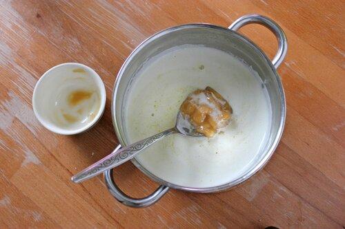 5. Добавляем мёд