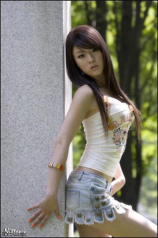 Секси кореянки