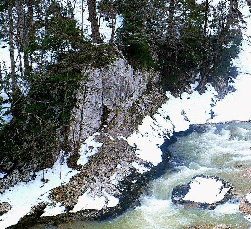 Зима, в походе, Кавказ (6).jpg