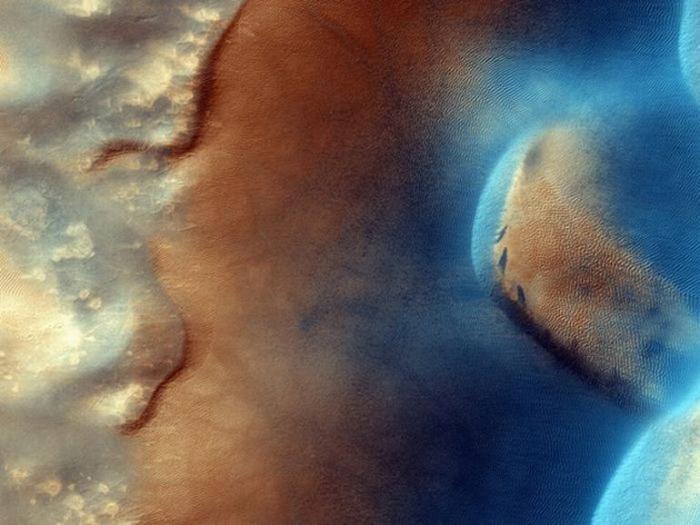 Фотографии Марса
