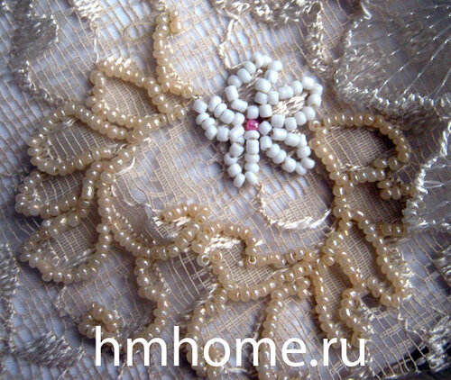 Сумка-косметичка в винтажном стиле