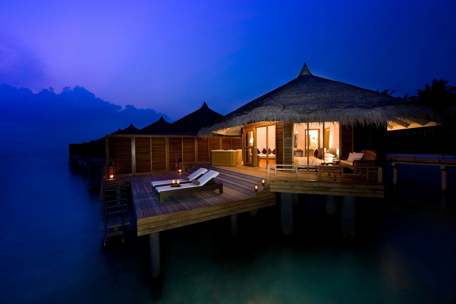 Kuramathi Island Resort на Мальдивских островах