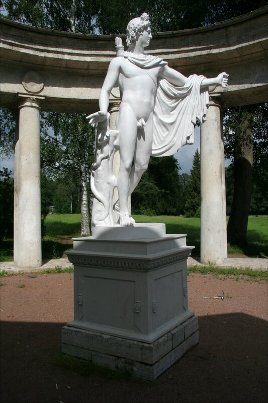 Павловский парк, Аполлон