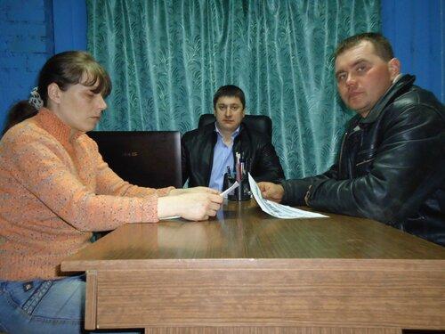 А. В. Тропин проводит производственное совещание