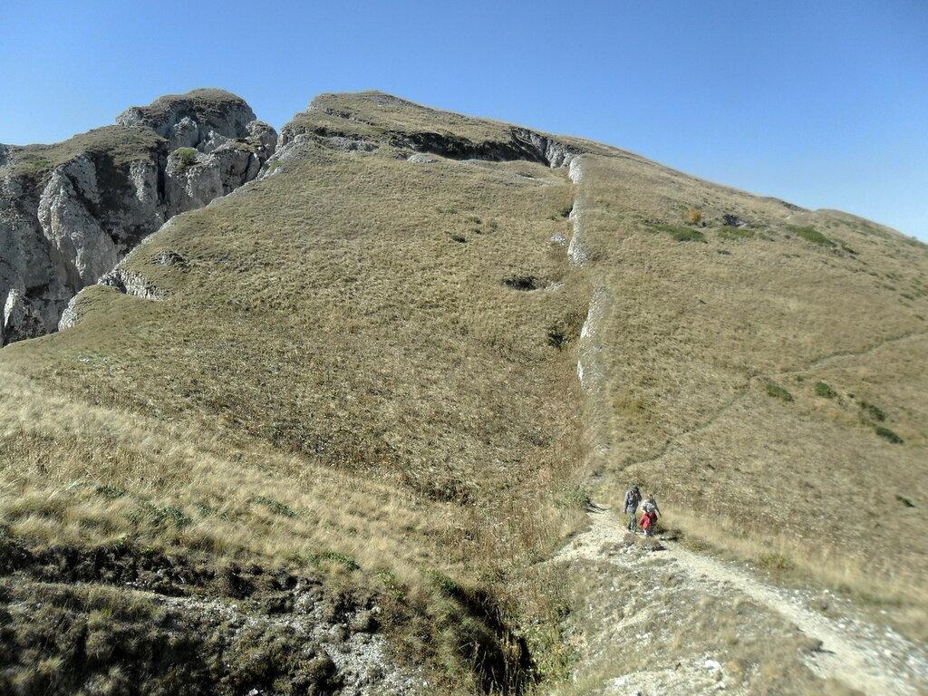 Поход на Тхач, Кавказ, Сентябрь 2012